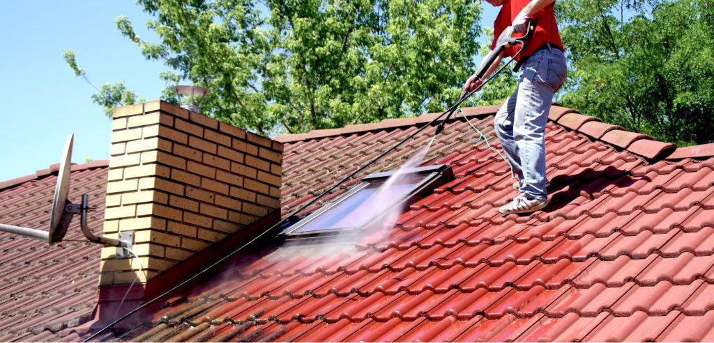 autres nettoyage et démoussage toiture haute pression